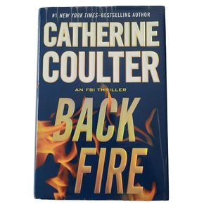☘️3/$30☘️ Back Fire by Catherine Coulter